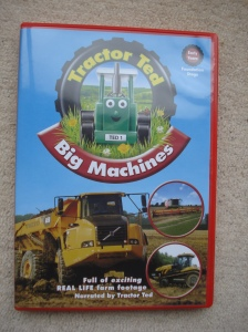 www.over40andamumtoone.wordpress.com Tractor Ted Big Machines DVD