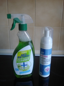 www.over40andamumtoone.wordpress.com We've joined the Hygiene Revolution
